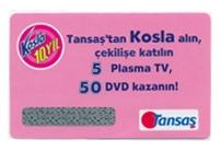 kazimali kart Kazı Kazan Card