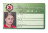 ID kimlik kartı