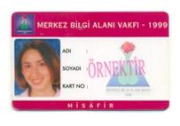 ID Kimlik kartları