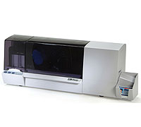 KARTPLAST Plastik Kimlik Kartı Termal Baskı Makinası ZEBRA P640i  RENKLİ KART YAZICI